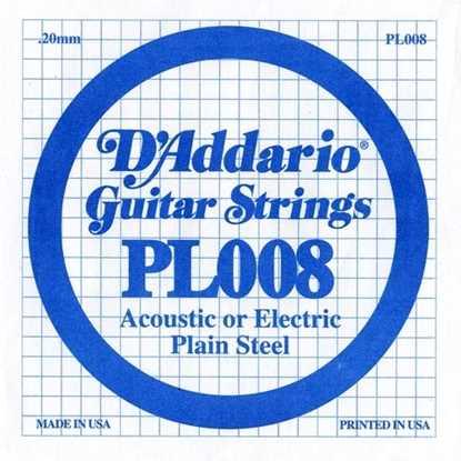 D'Addario PL008