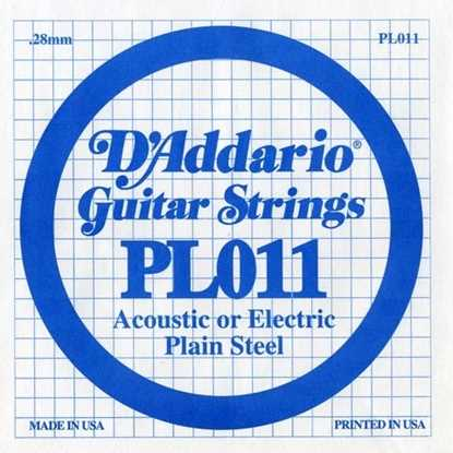 D'Addario PL011