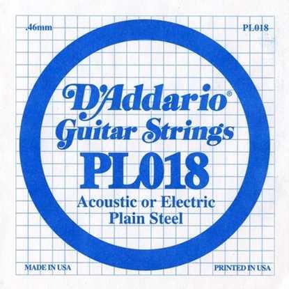 D'Addario PL018