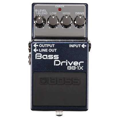 BOSS BB1X Bass Driver