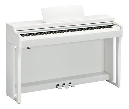 Yamaha CLP-625WH Vitt Digitalpiano