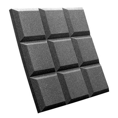 "Auralex SonoFlat Grid 2"" Charcoal"