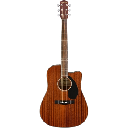 Fender CD-60SCE All-Mahogany