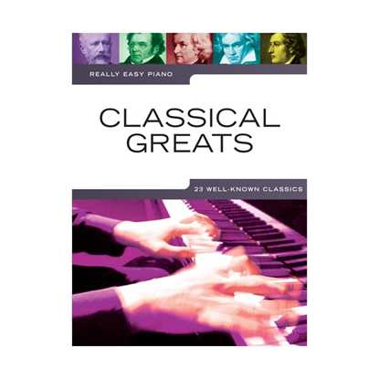 Really Easy Piano Classical Greats