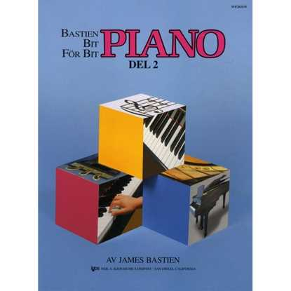 Bastien Bit För Bit Piano Del 2