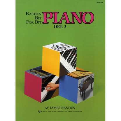 Bastien Bit För Bit Piano Del 3