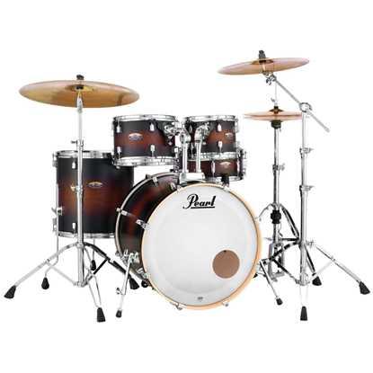 Pearl Decade Maple DMP925S/C260 Satin Brown Burst
