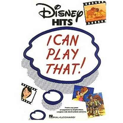 I Can Play That! Disney Hits
