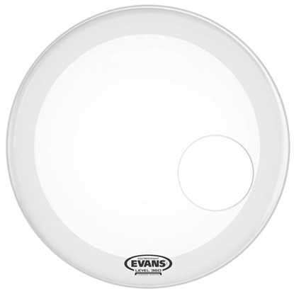 Evans EQ3 Reso Smooth White