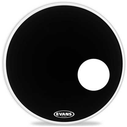 Evans EQ3 Reso Black Bass