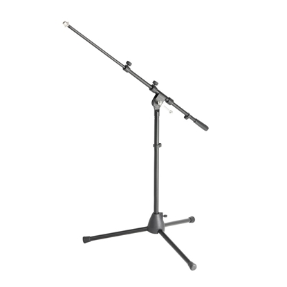 kort mikrofonstativ