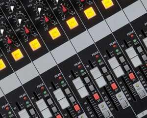 Bild för kategori Mixerbord