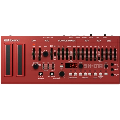 Roland SH01A Red