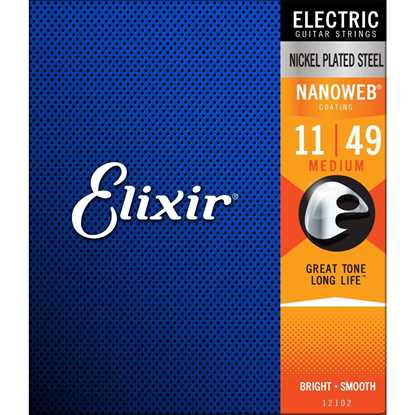 Elixir Nanoweb® Medium 011-049