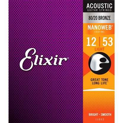 Elixir Nanoweb® Light 012-053