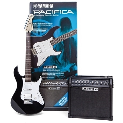 Yamaha Pacifica Spider Classic
