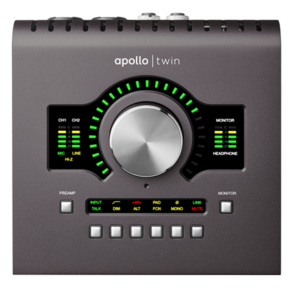 Universal Audio Apollo Twin Solo mk2