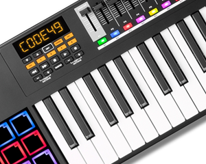 Picture for category MIDI-keyboards