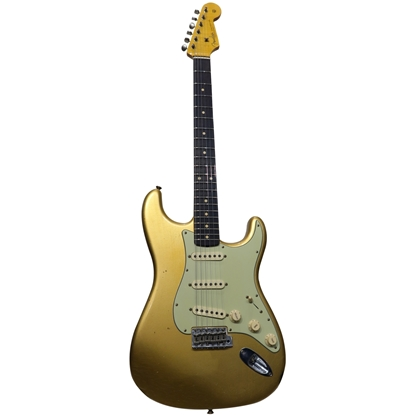 Fender Custom Shop Stratocaster® 60 Journeyman Relic HLE Gold
