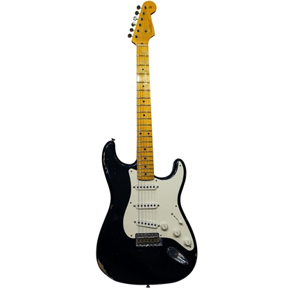 Fender Custom Shop Stratocaster® 55 Relic Black