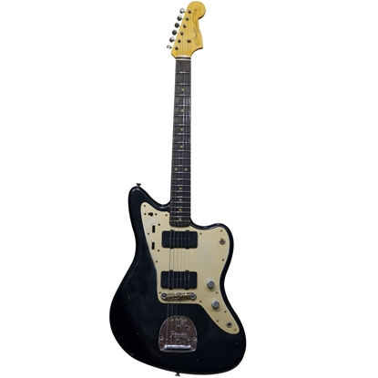 Fender Custom Shop Jazzmaster® 58 Journeyman Relic Black