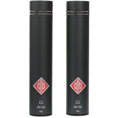 Neumann KM184 Black Stereo Pair