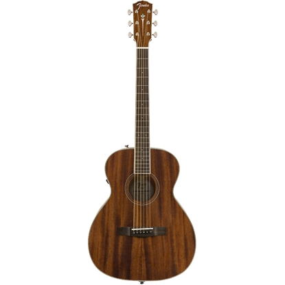 Fender PMTE Travel All-Mahogany Natural