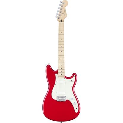 Fender Duo-Sonic™ Maple Fingerboard Torino Red