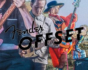 Bild för kategori Fender Offset