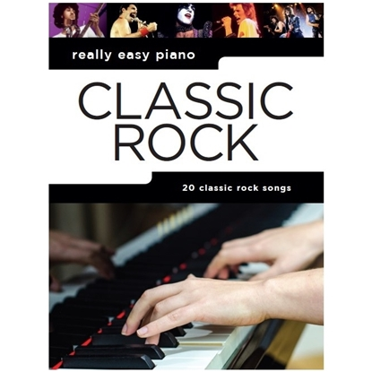 Really Easy Piano Classic Rock