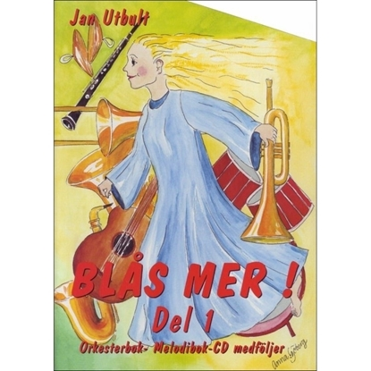 Blås Mer 1 Flöjt/Oboe/Mallets
