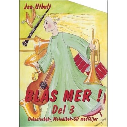 Blås Mer 3 Flöjt/Oboe/Mallets