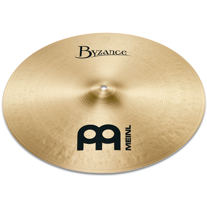 "Meinl 16"" Byzance Traditional Medium Thin Crash"