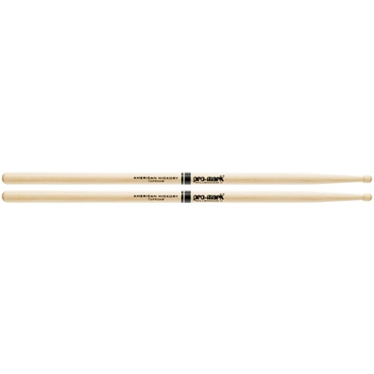 Promark Hickory 5A Pro-Round Wood Tip