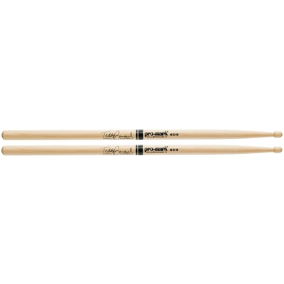 Promark Hickory SD9 Wood Tip Teddy Campbell