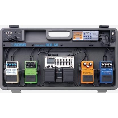 BOSS BCB60 Pedal Board