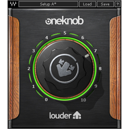 Waves OneKnob Louder