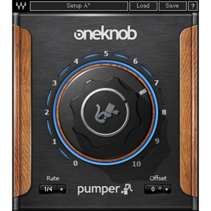 Waves OneKnob Pumper