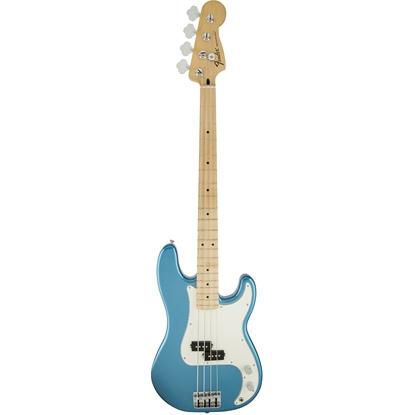 Fender Standard Precision Bass® Maple Fingerboard Lake Placid Blue