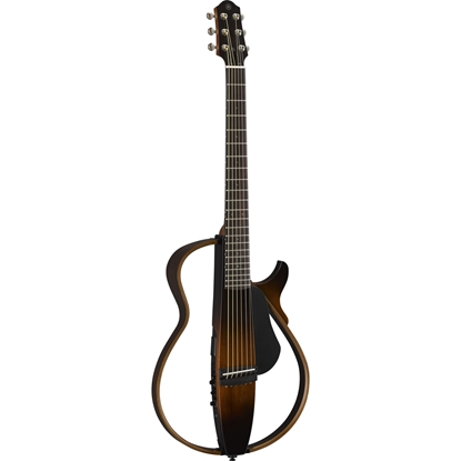 Yamaha SLG200N SILENT Guitar™ Tobacco Brown Sunburst