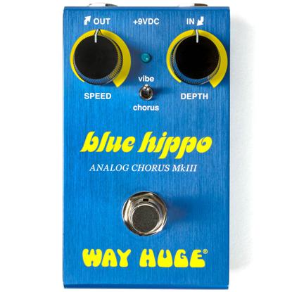 Way Huge® Smalls Blue Hippo™ Analog Chorus