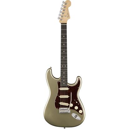 Fender American Elite Stratocaster® Ebony Fingerboard Champagne