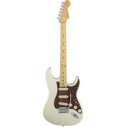 Fender American Elite Stratocaster® Maple Fingerboard Olympic Pearl