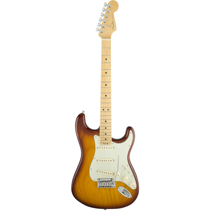Fender American Elite Stratocaster® Maple Fingerboard Tobacco Sunburst