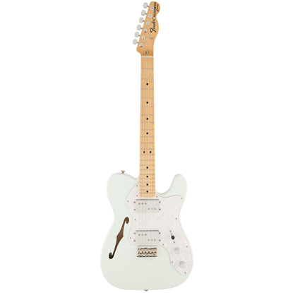 Fender Special Edition 72 Telecaster Thinline Sonic Blue