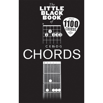 Bild på The Little Black Songbook: Chords