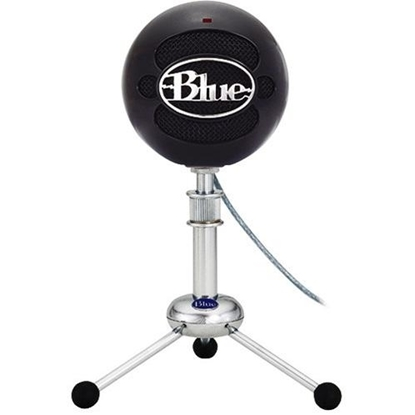 Blue Snowball Bundle Gloss Black