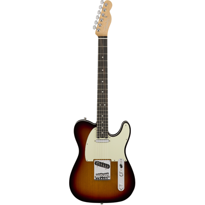 Fender American Elite Telecaster® Ebony Fingerboard 3-Color Sunburst