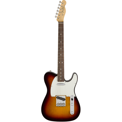 Fender American Original '60s Telecaster® Rosewood Fingerboard 3-Color Sunburst