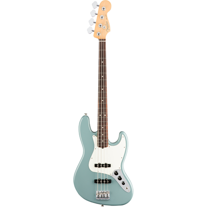 Fender American Professional Jazz Bass® Rosewood Fingerboard Sonic Gray
